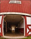 Barn Hallway