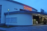Formerly Outpost cinema now museum