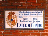 Calle d Conde → Chartres