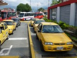 Mazda 323 taxis