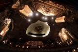 Auditorium Ceiling, Ford Center for the Performing Arts Oriental Theatre, Chicago, IL - Open House Chicago 2012