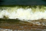 Dangerous waves, Alappuzha beach, Alappuzha, Kerala