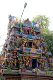 Sree Ganesh Temple Gopuram, Alappuzha, Kerala