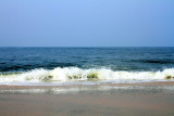Waves, Alappuzha beach, Alappuzha, Kerala