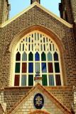 Front facade, St. Andrew's Basilica, Arthunkal, Kerala