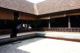 Courtyard, Travancore Palace Restaurant, Cherthala, Kerala
