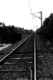 Railway line, Cherthala, Kerala