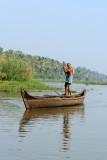 Boating, Backwaters, Kumarakom, Kerala