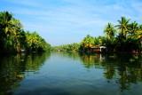Backwaters, Kumarakom, Kerala