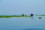Houseboats, Lake Vembanad, Kumarakom, Kerala