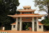 Chinese tower, Lalbagh Botanical Gardens, Bangalore