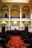 Senate Chamber, Maryland State House, Annapolis, Maryland