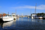 Chesapeake bay boats, Annapolis, Maryland