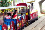 My favorite train ride - Cubbon Park, Bangalore