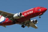 VH-VBS Virgin Blue 737 - Williamtown 22 Aug 06