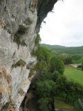 cliffs at Roque St. Christophe