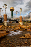 The Sunsphere at Worlds Fair Park
