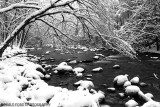 Winter River Waters