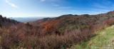 Blue Ridge Parkway Panoramic