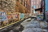 Knoxville Alley Art 3