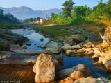 A stunning view of Samahni Kass