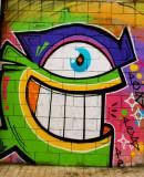 Barcelona Graffito