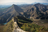 The Great Wall at Cimá tai - scenery