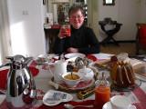 Buon appetito at breakfast .. 4813
