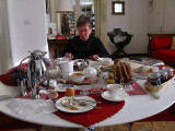 Aftermath of a fabulous breakfast .. 4821