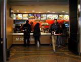 At a McDonald's .. 4919