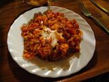 Risotto in tomato sauce .. 5368