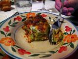 Delicious lasagna .. 5397