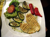 Chicken breast with grilled zucchini and eggplant .. 5398.jpg