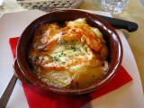 Potato parmigiana .. 5595