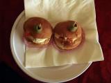 Cheese and tomato panini .. 5808