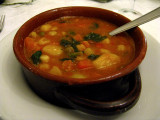 Vegetable soup .. 5954