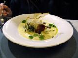 Cream potato soup with baccalà .. 6091