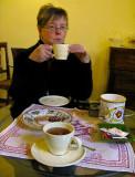 Tea time at the Pallotta Hotel .. 6440