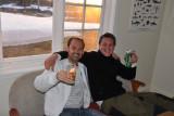 Kristoffer and Andre julinder