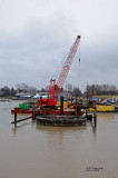 The Old Swing Bridge Is Coming Down