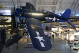 Chance Vought F4U Corsair - Dulles Air and Space facility