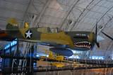 THE CURTISS P-40 WARHAWK