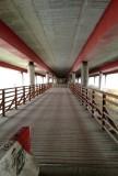 beneath the highway