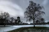 golf sous neige