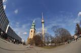 Marienkirche/TV tower