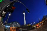 Behind Alexanderplatz