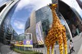 Lego Girafe