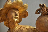 Chinese House - statue