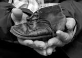 Eugene's shoe