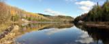 Lac Mantha - Panorama